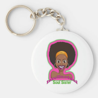 Intellectual Sister Key chain