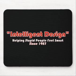 Intellegent Design Mouse Pad