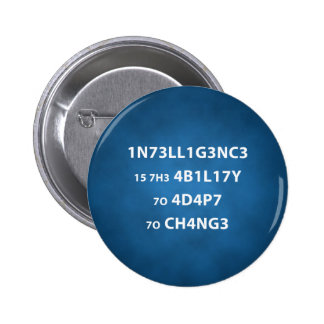 Intelligence Quote Standard Button