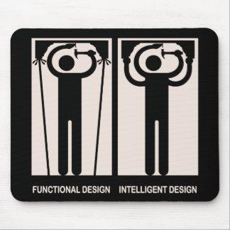 Intelligent Design Mouse Pad