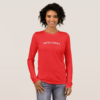 intelligent long sleeve T-Shirt