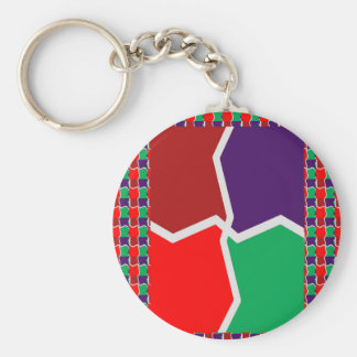 INTENSE Color: Party Giveaway Return GIFTS by NAVI Basic Round Button Key Ring