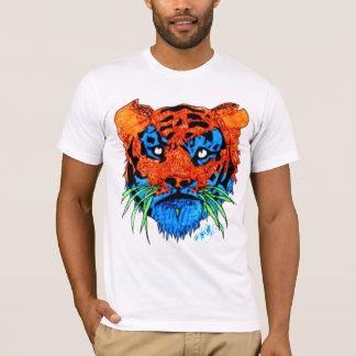 Intense Color Tiger T-Shirt