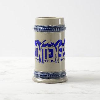 Intense Logo Stein Beer Steins
