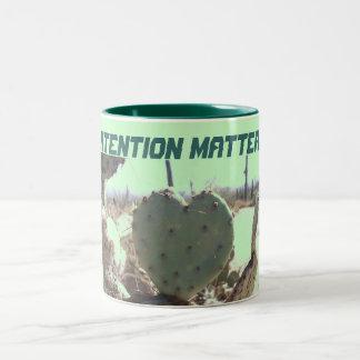 Intention mug