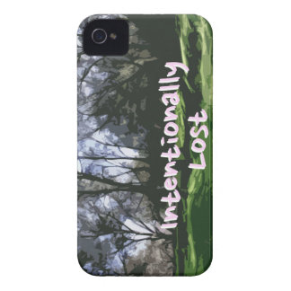 Intentionally Lost Case-Mate iPhone 4 Case