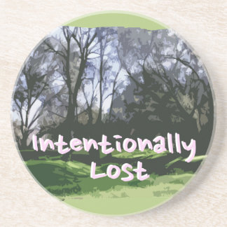 Intentionally Lost Coaster