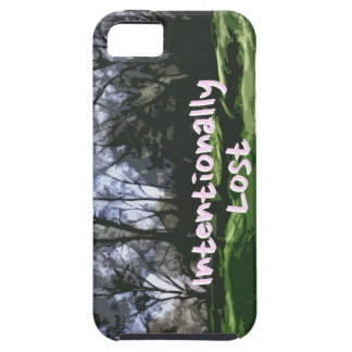 Intentionally Lost iPhone 5 Cases