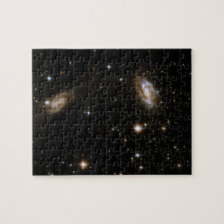 Interacting Galaxies NGC 5331, in Virgo Puzzle