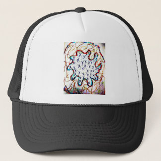 Intercellular Command and Control Trucker Hat