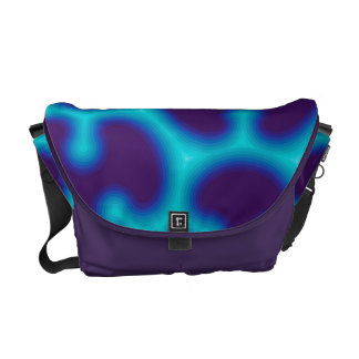 Interdepend-Dance - Messenger Bag by Vibrata