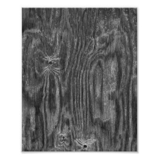 Interesting Wood Texture Art Photo