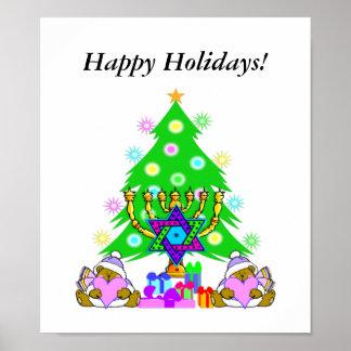 Interfaith Holiday Fun Poster