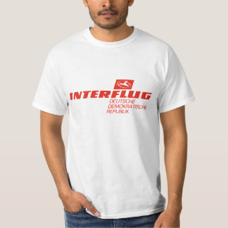 Interflug, National Airline of East Germany! T-Shirt