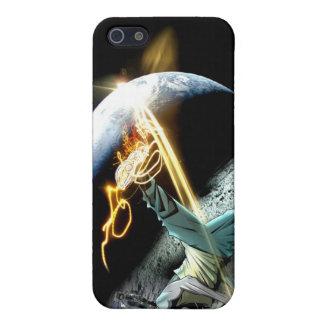 Intergalactic BBOY iphone4 iPhone 5/5S Case