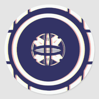 InterGalactic Sigil Sticker