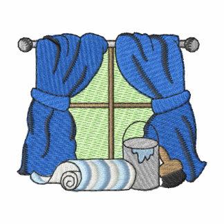 Interior Design Embroidered Polo Shirts