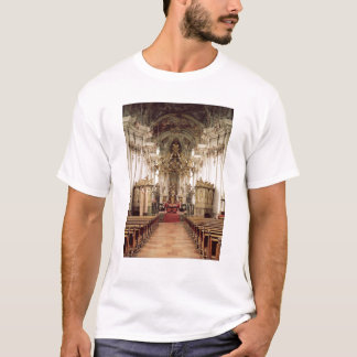 Interior, designed by Balthasar Neumann  1734-54 T-Shirt