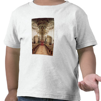 Interior, designed by Balthasar Neumann  1734-54 T Shirt