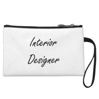 Interior Designer Artistic Job Design Wristlets