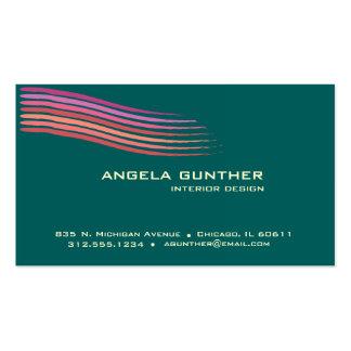 Interior Designer Business Card Template