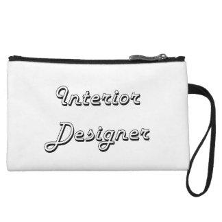 Interior Designer Classic Job Design Wristlet