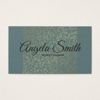 Interior designer decorator Furniture stylist Business Card