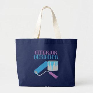 Interior Designer Jumbo Tote Bag
