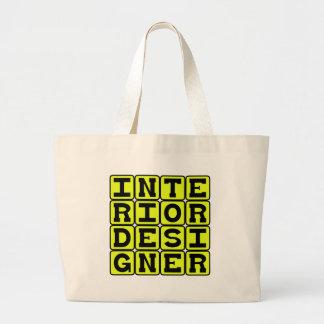 Interior Designer, Profession Bag