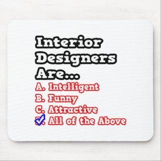 Interior Designer Joke Mouse Pads: could i be an interior designer quiz