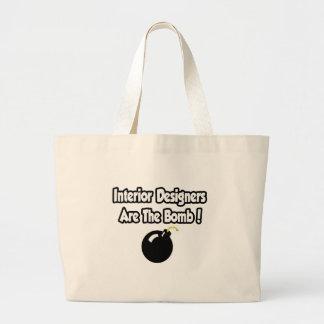 Interior Designers Are The Bomb! Bags