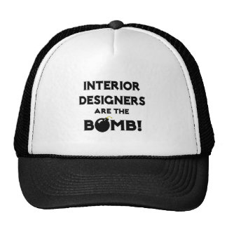 Interior Designers Are The Bomb Hat