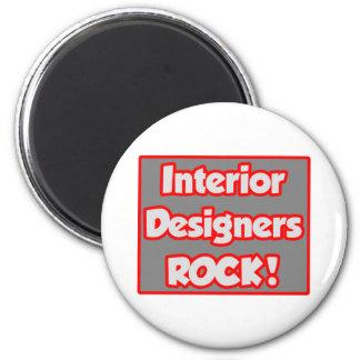 Interior Designers Rock! Magnets