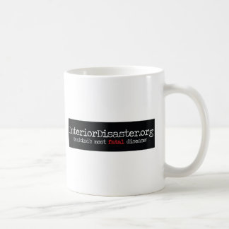 Interior Disaster Products Coffee Mug