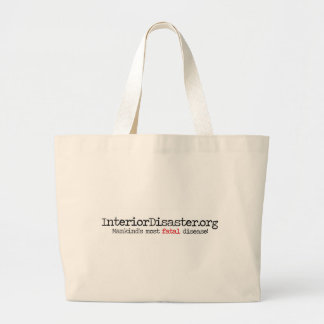 Interior Disaster Promotional Material Bags