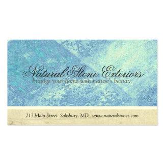 Interior Exterior Design Business Cards