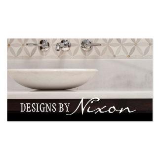 Interior Exterior Designer Furniture Store Business Cards