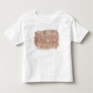 Interior of a Printing Works in the 16th Century Toddler T-Shirt