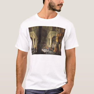 Interior of a Temple, 1652 T-Shirt