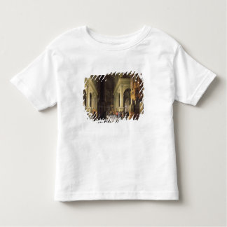Interior of a Temple, 1652 Toddler T-Shirt