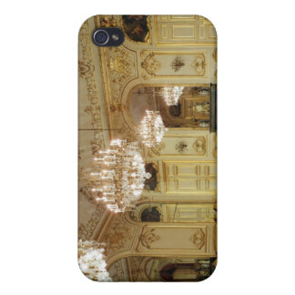 Interior of the Grand Salon iPhone 4/4S Cover