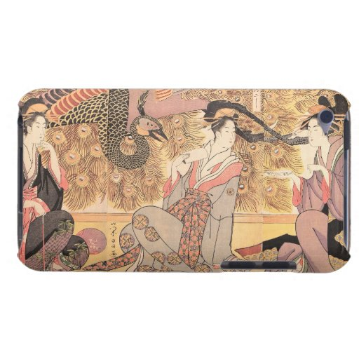 Interior of the House called Ogiya japanese ladies Barely There iPod Cases