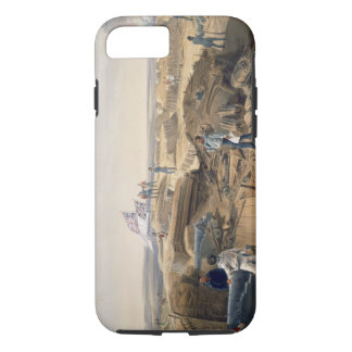 Interior of the Redan, plate from 'The Seat of War iPhone 7 Case