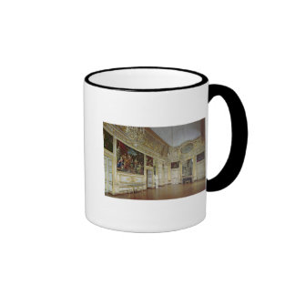 Interior of the Salon de l'Oeil de Boeuf Ringer Coffee Mug