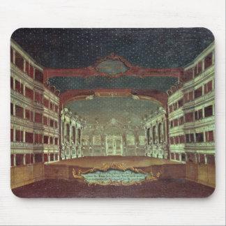 Interior of the San Samuele Theatre, Venice Mouse Pad