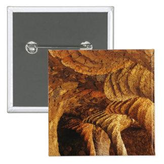Interior vault (stone) 15 cm square badge