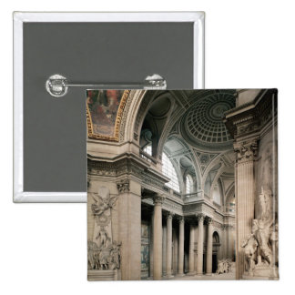 Interior view, 1764-1812 pin
