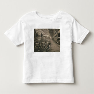 Interior view of the machinery hall, from 'L'Album Toddler T-Shirt