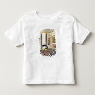 Interior with furniture designed by Ruhlmann, from Toddler T-Shirt