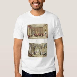 Interiors: The Old Cedar Parlour and The Modern Li Tees